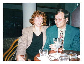 Colleen Cool & Peter, ASIST New Jersey, 1994
